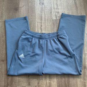 Adidas Fleece Lined pants sz Large